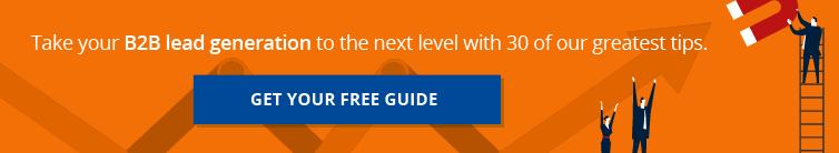 Download free b2b lead generation guide